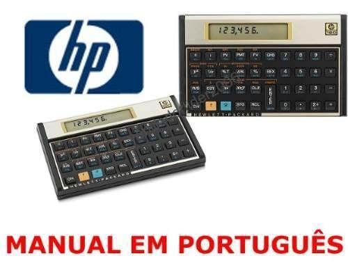 af3653233 Calculadora Financeira Hp 12c Gold Original Português Hp12c - Loja ...